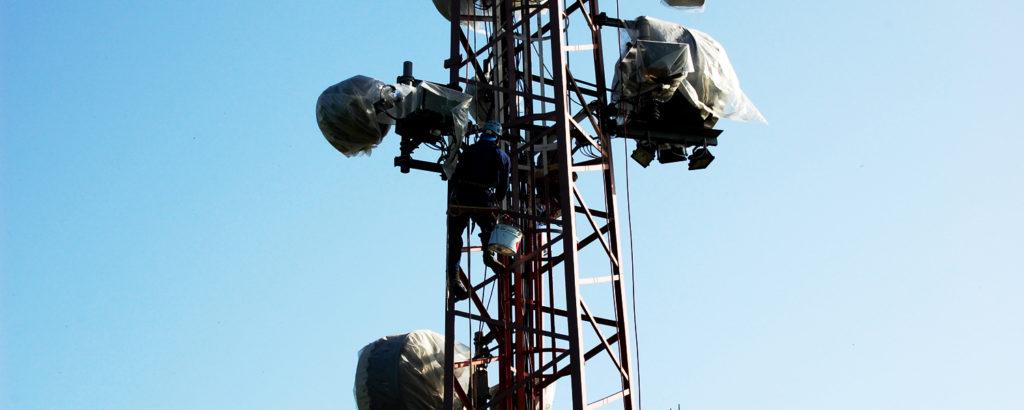 Práce vo výškach, vybavenie pre práce vo výškach, protipožiarne nátery, umývanie, potikorózne nátery, oceľové konštrukcie, drevené konštrukcie